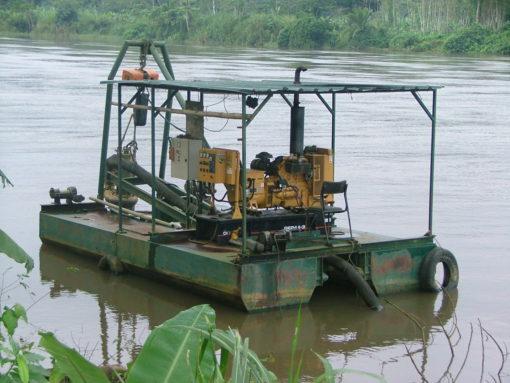 Zastosowanie pomp TOYO w procesie wydobycia kruszyw