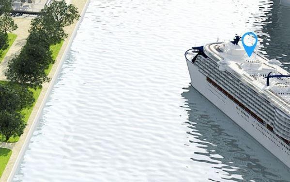 Pompowanie wody morskiej na statkach i platformach wiertniczych