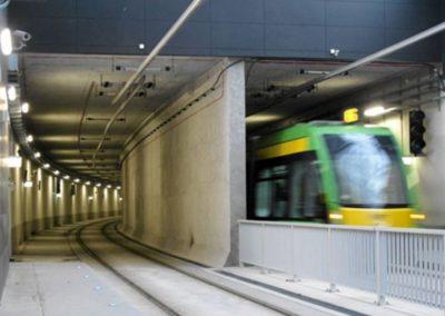 Pompy zatapialne w procesach tunelowania