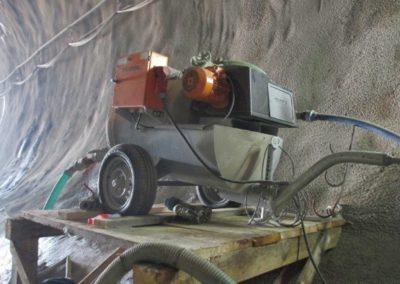 HUEDIG – Urządzenia pompowe do odwadniania w budownictwie tunelowym