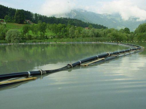 Prace pogłębieniowe z użyciem pomp hydraulicznych TOYO DPH